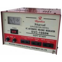 Buy cheap Automatic Stabilizer(SVC-1000VA) from wholesalers