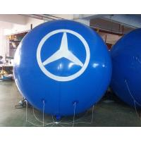 Wholesale Pvc Helium Balloon Blue Inflatable Floating Ball for Advertisement and Business Show from china suppliers
