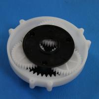 Wholesale Custom POM Gear Injection Molded Plastic Nylon Gears Mold , ODM/OEM Molded Plastic Gears from china suppliers