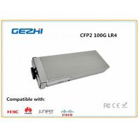 Wholesale Cisco Compatible Duplex LC 1310nm 10km CFP2 100G LR4 for Wide Area Network (WAN) from china suppliers