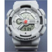 Wholesale G Shock Sports Analog-digital Watches Large Face Silicone Rubber Band from china suppliers