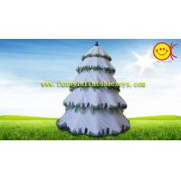 Wholesale Advertising Holiday Inflatables Christmas Tree , Festival  Spruce Tree Decorations from china suppliers