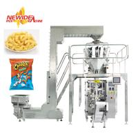 Wholesale Servo Motor Automatic Pouch Packaging Machine For Snack Food / Puffed Food from china suppliers
