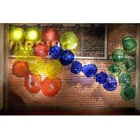 Wholesale Decorative Led Murano Glass Wall Light from china suppliers