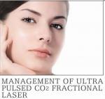 10.6um Wavelength Co2 Laser For Acne Scars / Skin Rejuvenation Machine