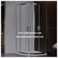 Wholesale Competitive Simple Frameless Shower Enclosure Shower Cabin from china suppliers