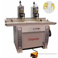 Wholesale Double heads cabinet hinge drilling boring machine MZ73032 from china suppliers