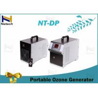 Wholesale Portable 5G Household Ozone Generator Water Sterilizer And Air Purifier from china suppliers