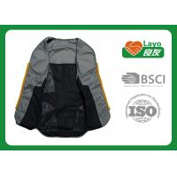 Wholesale Grey Lightweight Travel Vest , Travel Waistcoats With Pockets from china suppliers