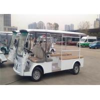Wholesale Small 48V Battery Electric Ambulance Transport Vehicle 2 Seater With DC Motor from china suppliers