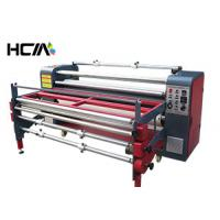 Wholesale Garment Roller Heat Press Machine , Electric Heat Press Printing Equipment from china suppliers