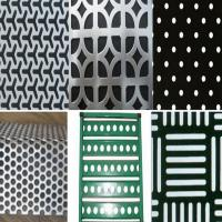 Wholesale High quality aluminum perforated mesh from china suppliers