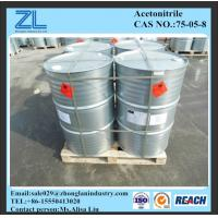 Wholesale Acetonitrile(ACN) Cas No 75-05-8 from china suppliers