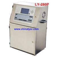 Wholesale cable marking machine/LY-280P inkjet printer/stainless steel material/silver printe from china suppliers