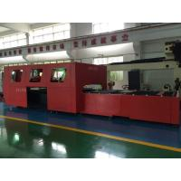 Quality Stainless Steel Sheet  Metal Laser Cutting Machine With Japan YASKAWA Servo Motor and Drivers for sale