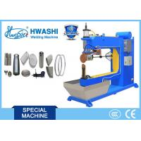 Wholesale Resistance Longitudinal Seam Welding Machine For Transformer Radiator Metal Plate from china suppliers
