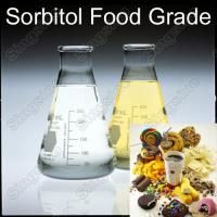 Wholesale Sorbitol 70%/Food Grade/Bread/Beverage/Ice Cream/Candy/Jam/Frozen Fish from china suppliers