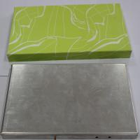 Wholesale Aluminum sheet printing decorative panels used building materials from china suppliers