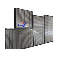 Wholesale Professional 200 Mesh MI Swaco Shaker Screen , Metal Sieve Mesh For Drilling from china suppliers