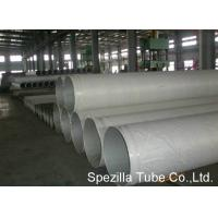 Quality UNS S31009 Stainless Steel Round Tube ANSI B36.19 TP 310H ERW Pipe TIG Welding for sale
