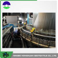 Quality Recycled/Virgin PP Woven Geotextile Fabric 580G for sale