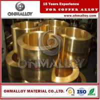 Wholesale 0.8 * 150mm Copper Based Alloys Brass Strip / Tape Cu70Zn30 C26000 For Cartridge Case from china suppliers