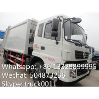 Wholesale dongfeng tianjin 10cbm-12cbm garbage compactor truck for sale,best price dongfeng 4*2 LHD refuse garbage truck for sale from china suppliers