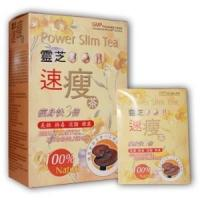 Wholesale Janpan Lingzhi Power slimming tea for preventing fat storing and discharging toxin from china suppliers