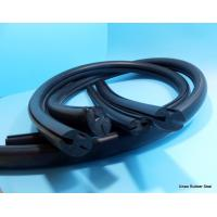 Quality glass rubber gasket seal rubber u channel trim for auto car pinch weld for sale
