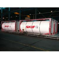 Wholesale Liquid Chemical Tank Container Transport Light Tare Weight ISO 20ft from china suppliers