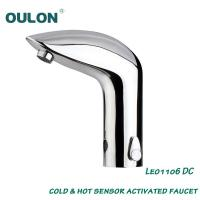 Wholesale OULON Electronic Hand Washing Faucet Leo1106DC from china suppliers