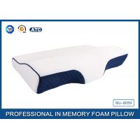 Wholesale China Supplier Curved Cervical Memory Foam Neck Support Pillow For Sleeping from china suppliers
