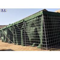 Wholesale Galvanized Military Sand Wall Collapsible Feature Customized Service from china suppliers