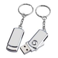 Wholesale Swivel Mini USB Flash Drive / Metal Pen Drive U Disk Pen Driver Memory Storage Stick from china suppliers