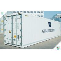 Wholesale Insulated Carrier Refrigeration Standard Shipping Container 40ft Reefer Container from china suppliers