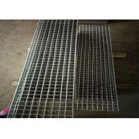 Wholesale Heavy Load Metal Grate Flooring Anti Slipping Electric Galvanized Surface from china suppliers