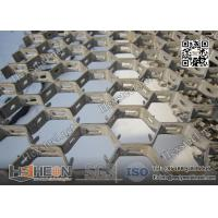 "Wholesale Stainless Steel 410S grade 12gauge X 3/4"" depth Hexmesh Grating from china suppliers"