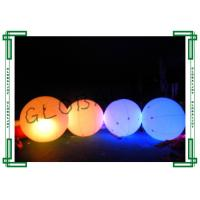 Wholesale Festival Inflatable Lighting Decoration Airstar Balloons with LED Light from china suppliers