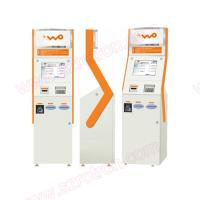 Wholesale Cheapest best quality Multifunctional indoor Self service dual screens touchscreen kiosk with cash acceptor from china suppliers