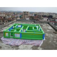 Wholesale Commercial Grade Inflatable Maze Games For Children And Adults from china suppliers