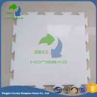 Quality Hard Smooth Surface Synthetic Ice Rink Hdpe Sheet Floor Mat Board Thickness 20mm for sale