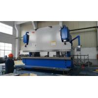 Wholesale 6m Length Plate Press Brake Machine CNC Controlling Steel Protective Fence Bending from china suppliers