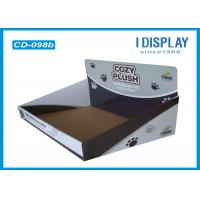 Wholesale Corrugated Cardboard Counter Top Display Stands Plush Toys Boxes from china suppliers