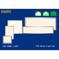 Wholesale High Brightness 75W Square RGB LED Panel Light 600x1200 mm PIR Sense for Home, School from china suppliers