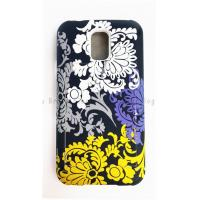 Buy cheap Custom phone case,card holders for samsung s5 ,PC+Silicone material,colors,anti-shock from wholesalers