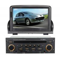 Wholesale High 800 * 480 Touch Screen Peugeot 307 Car DVD GPS Navigation Player PEG-7922GD from china suppliers