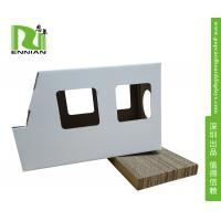 Wholesale Pet Corrugated Cardboard Furniture , Creative Kids Cardboard Playhouse from china suppliers