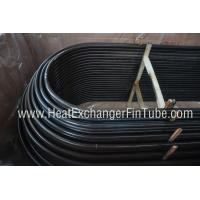 Wholesale A192 / A210 Seamless Cold Drawn Heat Exchanger U Tube for Boiler from china suppliers