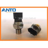 Buy cheap 7861-93-1812 Pressure Sensor Used For Komatsu Excavator Parts PC200-8 PC300-8 PC400-8 from wholesalers