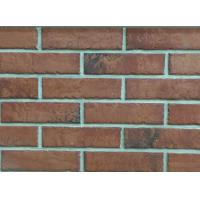 Wholesale 3D204 Light Weight 3D Thin Veneer Brick For Exterior / Interior Wall Decoration from china suppliers